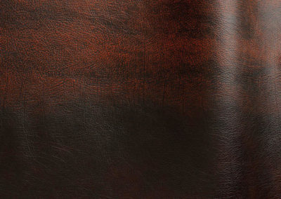 Rub-off - Colour Rust