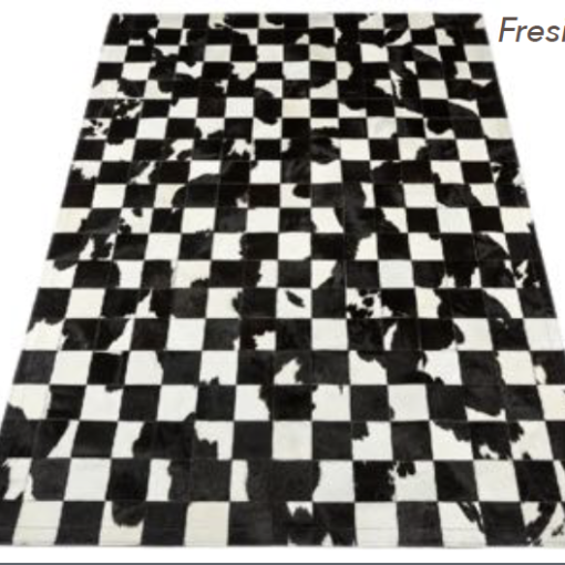 Patchwork Rug - Friesian