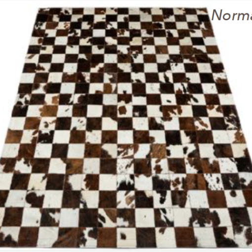 Patchwork Rug - Normand