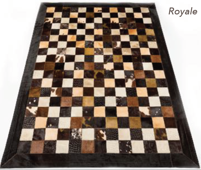 Patchwork Rug - Royale