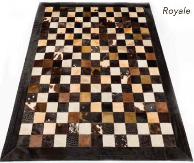 Patchwork Rug - Royale