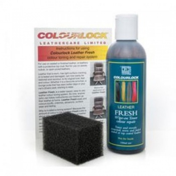 Leather Fresh Dye and Toner 150 ml
