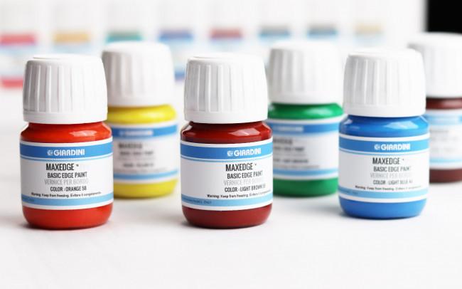 Basic Colour Edge Paint Set