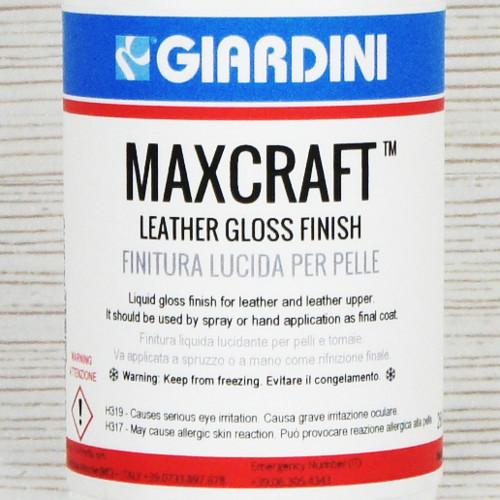 Maxcraft Leather Dye Gloss Finish