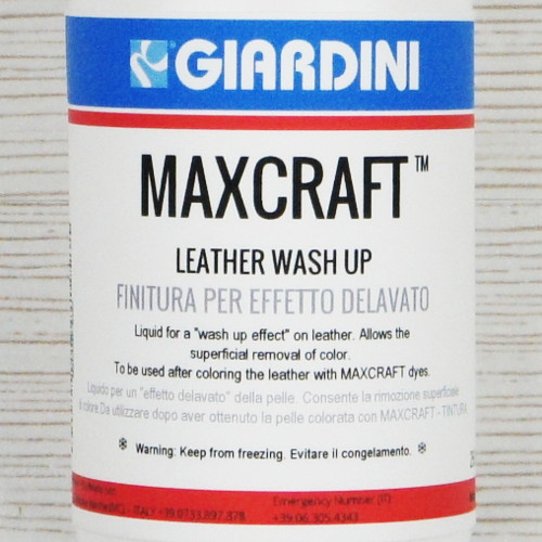 Maxcraft Leather Wash Up