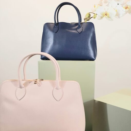 Saffiano Calf Leather