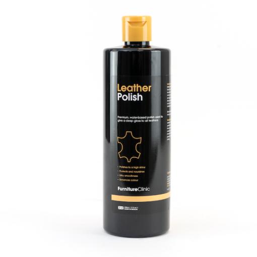 Water based polish